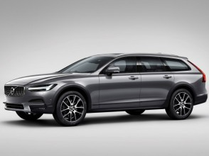 Фотография Volvo v90 Cross Country 2019 года